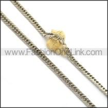 Interlocking Small Chain n000976