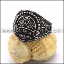 Stainless Steel Casting Ring  r002994
