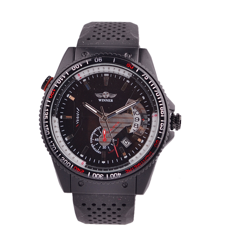 Winner Casual Watch for mens