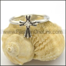 Graceful Stone Ring r002212