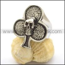 Delicate Skull Ring  r001796
