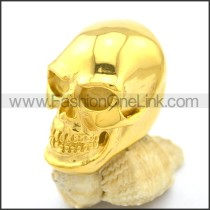 Unique Skull Stainless Steel Ring r002611