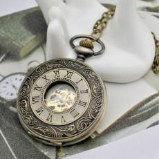 Vintage Pocket Watch Chain PW000206