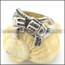 Stainless Steel Fashion Ring r001216