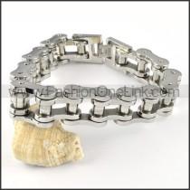 Hot Selling Stainless Steel Biker Bracelet b000570