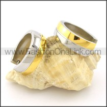 Exquisite Stainless Steel Plating Earrings    e000622