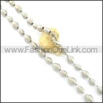 Chic Coil Fashion Necklace n000477