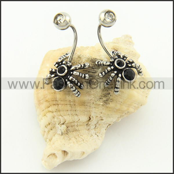 Fashion Stainless Steel Animal Earrings   e000671