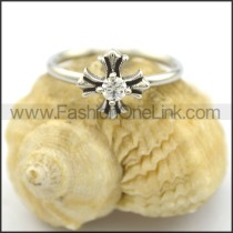 Graceful Stone Ring r002218