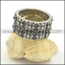 Exquisite Stainless Steel Ring r001440