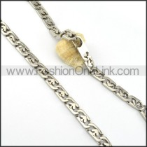 Elegant Stamping Necklace   n000326