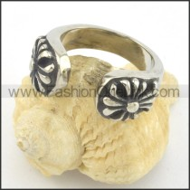 Exquisite Stainless Steel Ring r001442