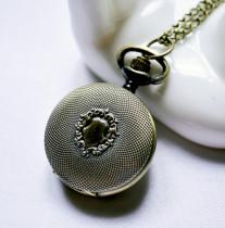 Vintage Pocket Watch Chain PW000296