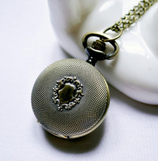 Vintage Pocket Watch Chain PW000296