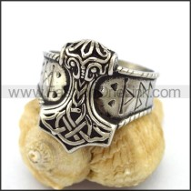 Hammer of Thor Casting Ring  r003202