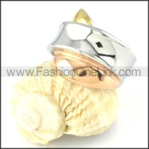 Stainless Steel Comfort Fit Ring r000135