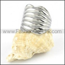 Ring Stack Design Stainless Steel  Ring     r000143