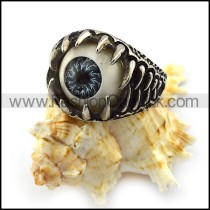 Stainless Steel Turkish Eye Pendant r004538