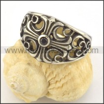 Exquisite Stainless Steel Ring r001448