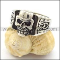 Delicate Skull Ring  r001908