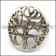 Stainless Steel Casting  Ring  r003679