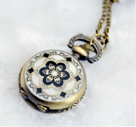 Vintage Pocket Watch Chain PW000311