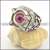 Prong Setting Eye Ring r001297