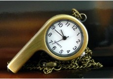 Vintage Pocket Watch Chain PW000286