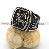 Stainless Steel Casting Ring r003114