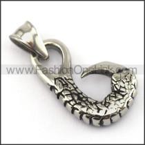 Exquisite Stainless Steel Casting  Pendant  p003151