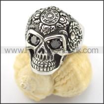 Exquisite Skull Ring r001562
