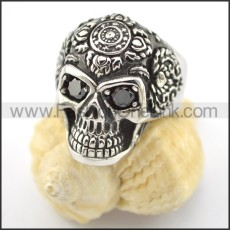 Exquisite Skull Ring r001562
