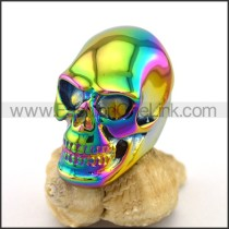 Fashion Stainless Steel Skull Ring  r003394
