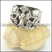 Exquisite Stainless Steel Ring r001504