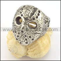 Bloodcurdling Mask Ring r001415