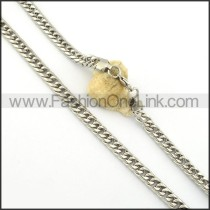 Delicate Stamping Necklace    n000406