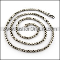 Delicate Silver Stamping Necklace    n000214