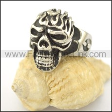 Exquisite Skull Ring r001585
