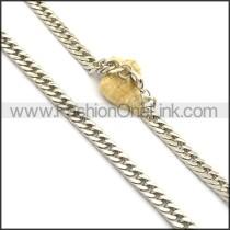 Delicate Interlocking Small Chain n000975