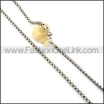 Elegant Staming Necklace n000345