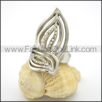 Exquisite Stainless Steel  Ring r001708