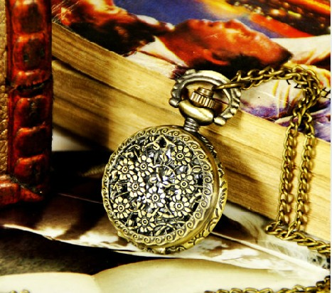 Vintage Pocket Watch Chain PW000232