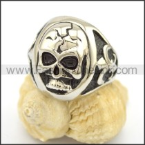 Stainless Steel Skull Ring  r002584