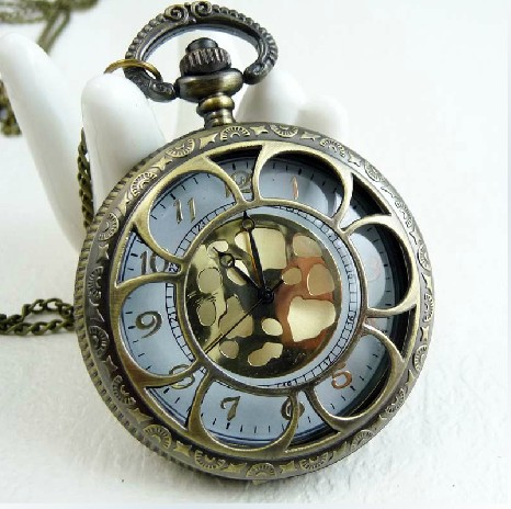 Vintage Pocket Watch Chain PW000192