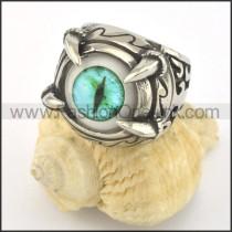 Prong Setting Eye Ring r001428