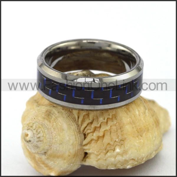Elegant Stainless Steel Ring r003103