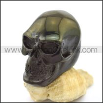 Wicked Stainless Steel Skull Ring  r002610