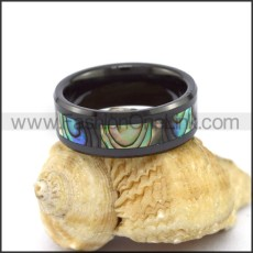 Elegant Stainless Steel Ring r003099