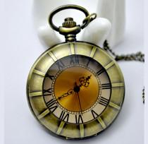 Vintage Pocket Watch Chain PW000157