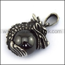 Hot Selling Stainless Steel Casting Pendant    p003558
